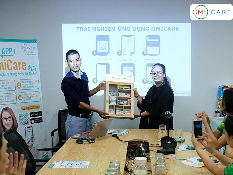 OMICARE hợp tác cùng JUPVIEC.VN triển khai chương trình chăm sóc sức khỏe 4.0 1