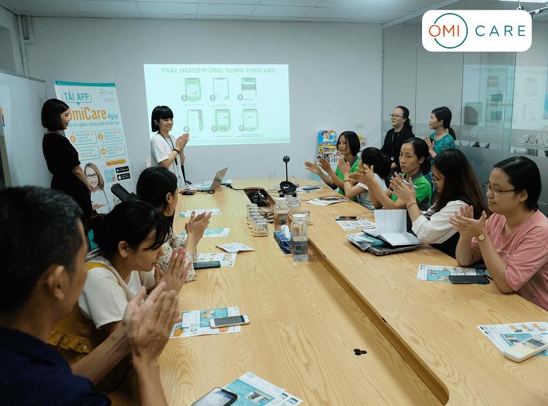 OMICARE hợp tác cùng JUPVIEC.VN triển khai chương trình chăm sóc sức khỏe 4.0 2