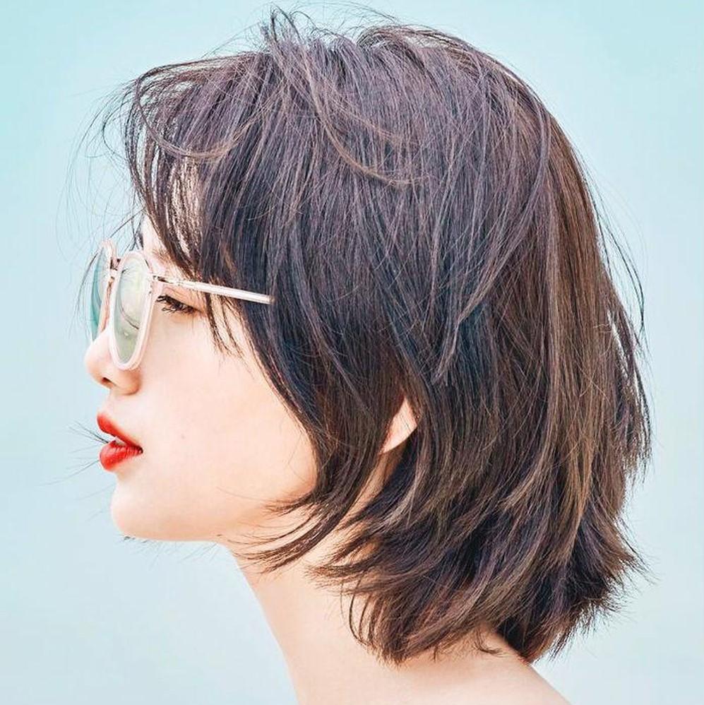 Cách chăm sóc tóc layer nữ chắc khỏe, đẹp tự nhiên, sấy vào nếp không bị vểnh tại nhà