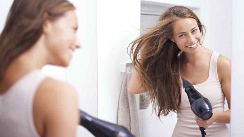 Cách chăm sóc tóc layer nữ chắc khỏe, đẹp tự nhiên, sấy vào nếp không bị vểnh tại nhà - 5