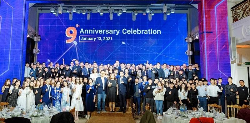 Chặng đường 9 năm đầy cảm xúc và những dấu ấn đặc biệt của Ominext Group 1