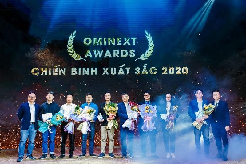 Chặng đường 9 năm đầy cảm xúc và những dấu ấn đặc biệt của Ominext Group3