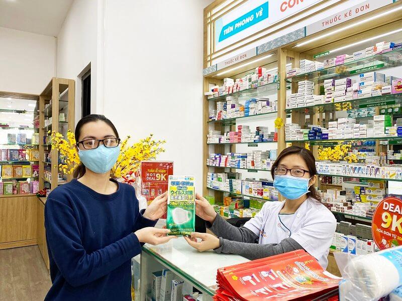 Omi Pharma tặng 300 hộp khẩu trang Ohki Virus OFF cho trẻ em - Đồng hành cùng cộng đồng cư dân chống dịch-2