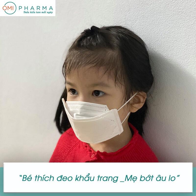 Omi Pharma tặng 300 hộp khẩu trang Ohki Virus OFF cho trẻ em - Đồng hành cùng cộng đồng cư dân chống dịch-3