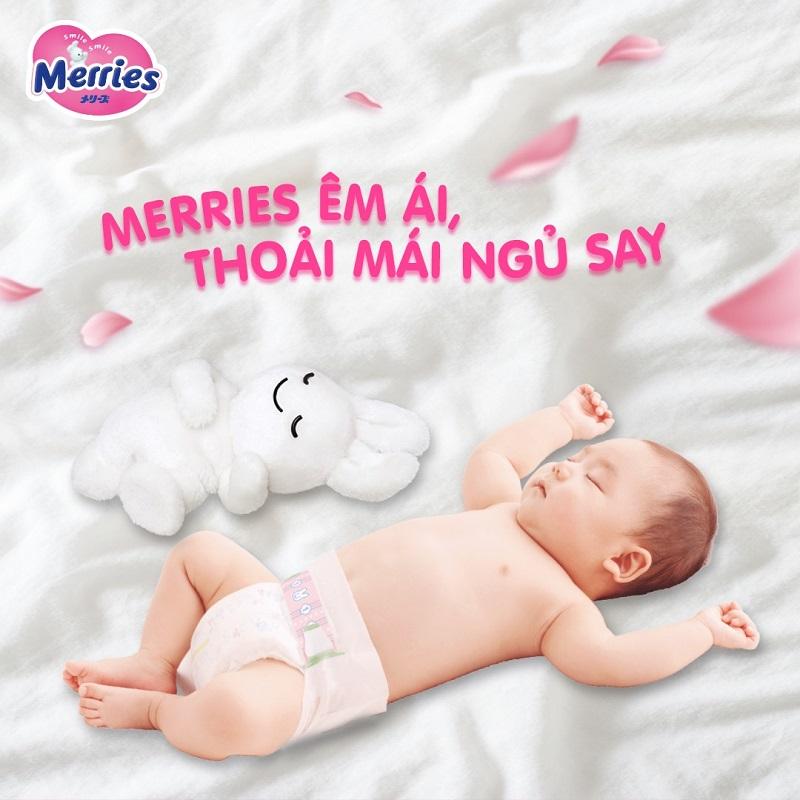 Nhận balo xinh xắn và tiện lợi cho bé yêu khi mua bỉm Merries tại Omi Pharma-2