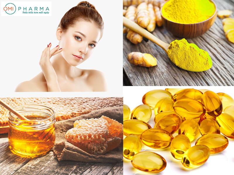 [TIPS] Mặt nạ vitamin E có tác dụng gì? Cách đắp mặt nạ vitamin E và mật ong với bột nghệ, nha đam, sữa chua, trứng gà