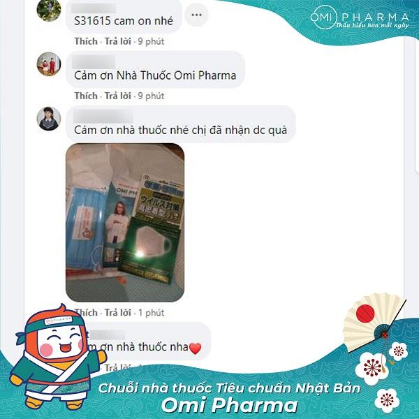 Nhà thuốc Omi Pharma đồng hành cùng cư dân Skylake quyết thắng đại dịch-6
