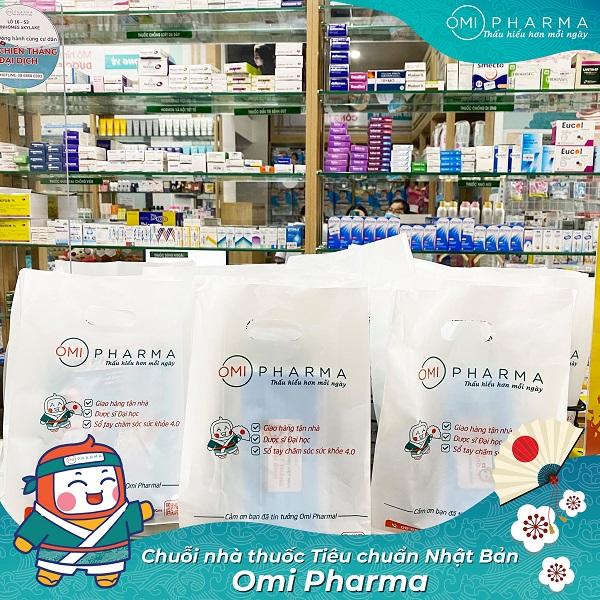 Nhà thuốc Omi Pharma đồng hành cùng cư dân Skylake quyết thắng đại dịch-4