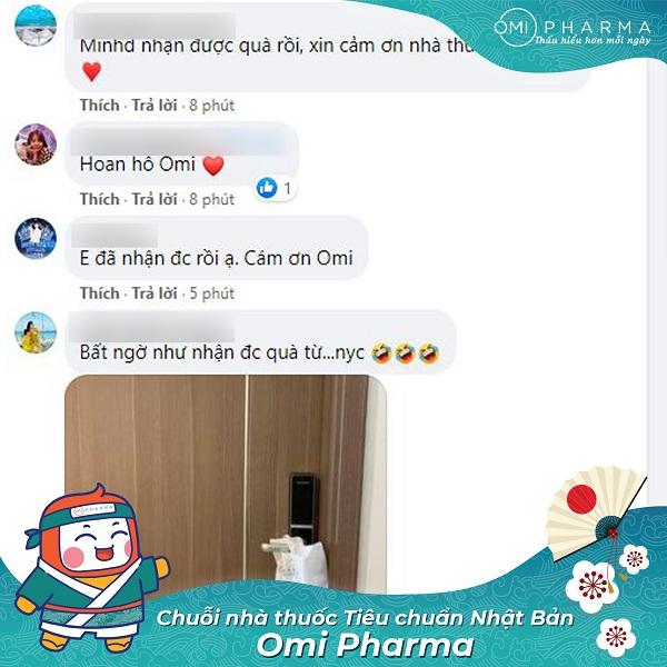 Nhà thuốc Omi Pharma đồng hành cùng cư dân Skylake quyết thắng đại dịch-8
