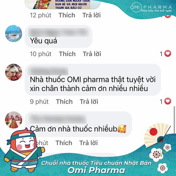 Nhà thuốc Omi Pharma đồng hành cùng cư dân Skylake quyết thắng đại dịch-12