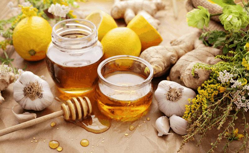 [MẸO] Uống chanh đào mật ong tăng sức đề kháng