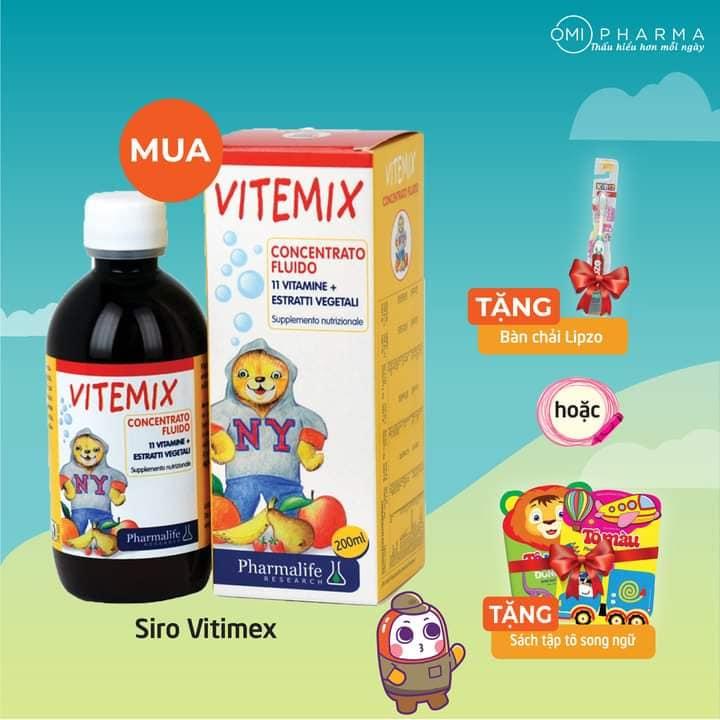 Quà tặng bé ngoan - Hân hoan mua sắm cùng Omi Pharma dịp Tết Thiếu Nhi 1-6 3