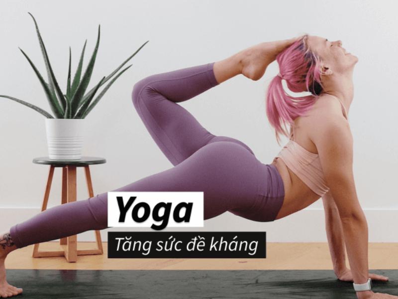 [TỔNG HỢP] Các bài tập yoga tăng sức đề kháng, tăng cường hệ miễn dịch