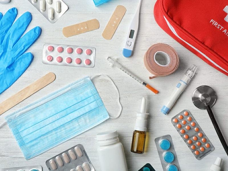 [TƯ VẤN] Các loại thuốc cần có trong tủ thuốc công ty
