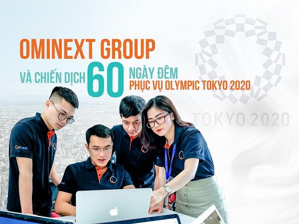 OMINEXT GROUP và chiến dịch 60 ngày đêm bảo vệ hệ thống xét nghiệm, phục vụ Olympic, Paralympic Tokyo, 2020