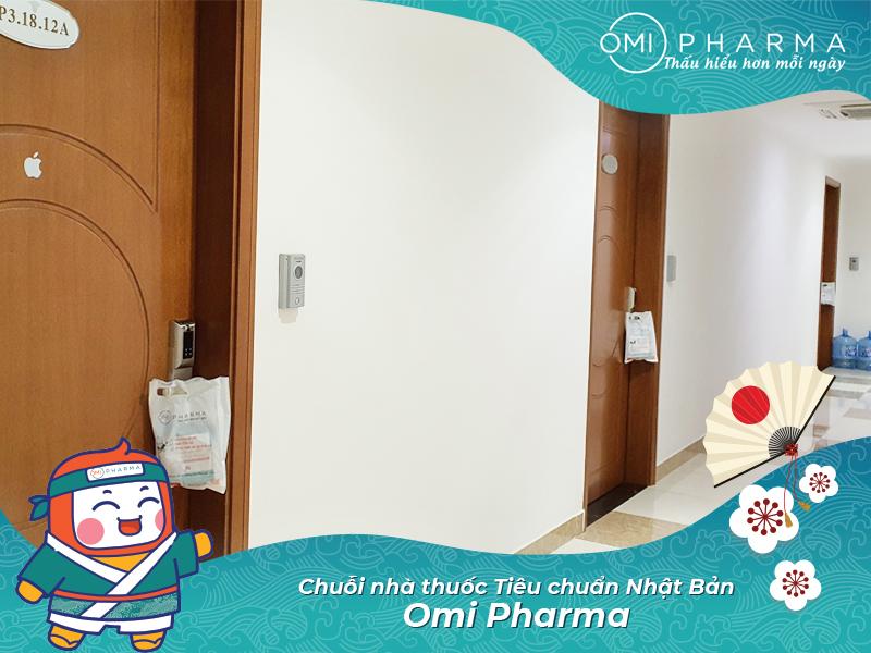 Omi Pharma gửi tặng hơn 3000 set quà sức khỏe tới cư dân Times City, đồng hành cùng cư dân quyết thắng đại dịch-6