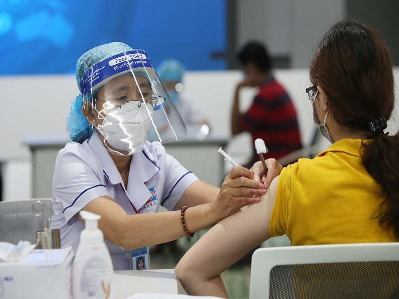 [TƯ VẤN] Đăng ký tiêm vaccine covid ở đâu Hà Nội?