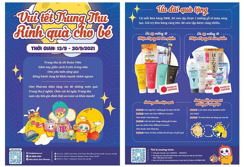 Chương trình Vui tết Trung Thu - Rinh quà cho bé-5