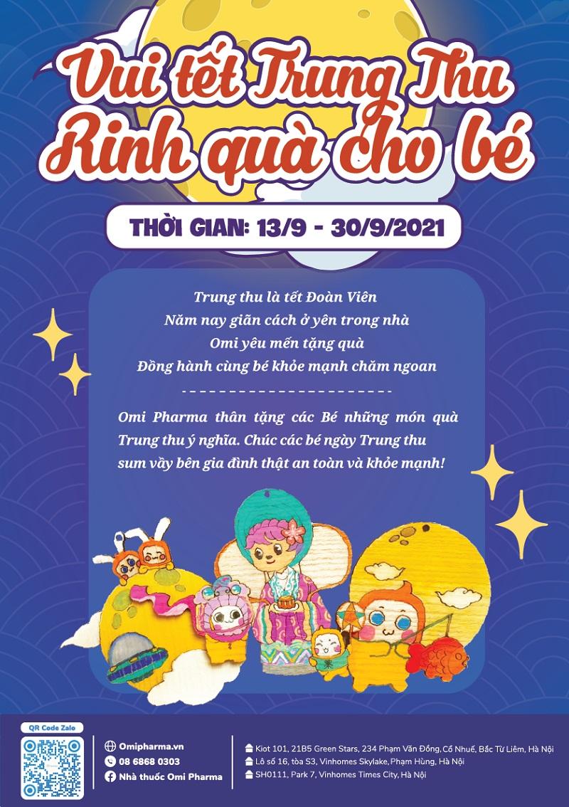 Chương trình Vui tết Trung Thu - Rinh quà cho bé-6